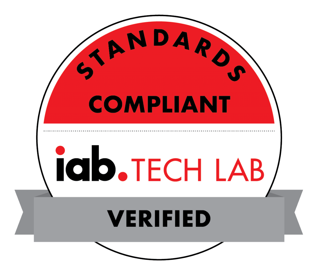 IAB Certified Seal