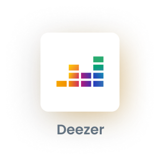 Outlet icon - Deezer
