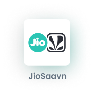 Outlet icon - JioSaavn