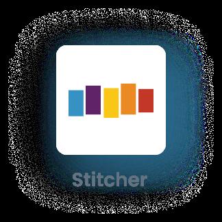 Outlet icon - Stitcher