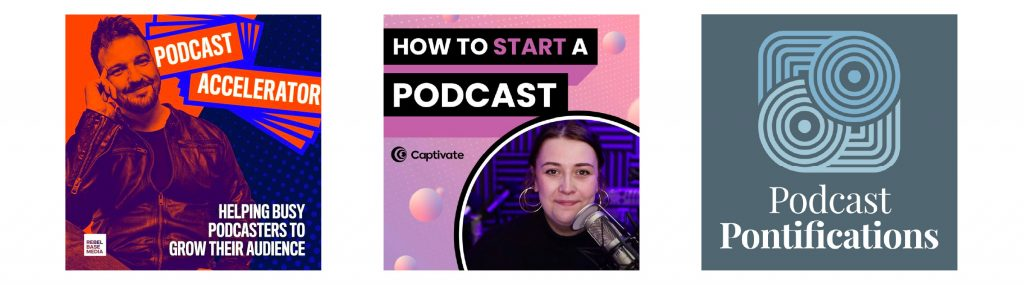 Cover art for The Podcast Accelerator, How to Start A Podcast, Podcast Pontifications