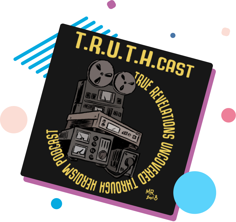 T.R.U.T.H.Cast cover art
